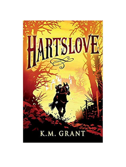 Hartslove by K M Grant