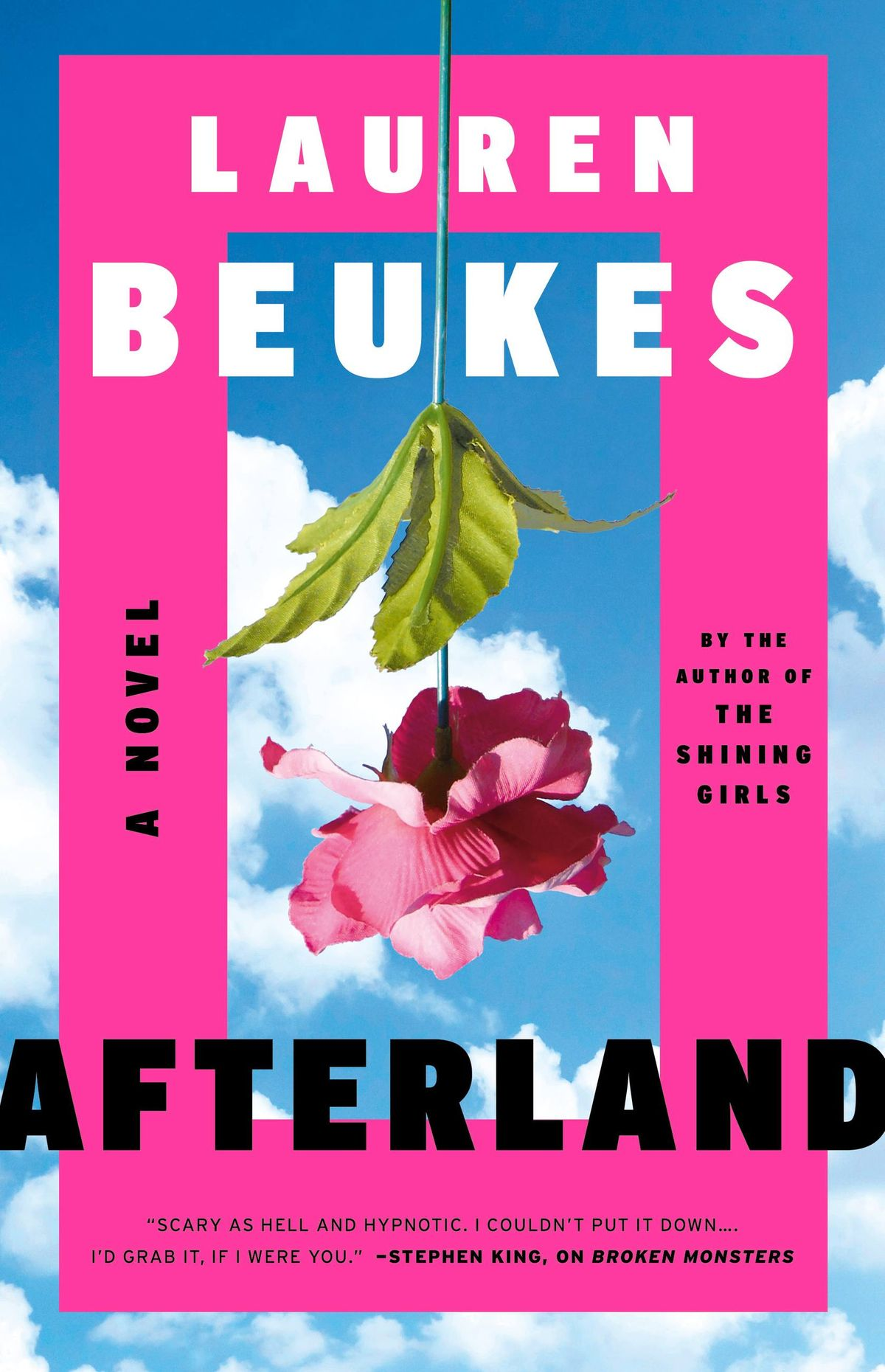 Afterland by Lauren Beukes