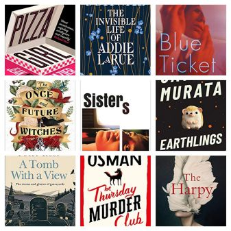 Books to look forward at the end of 2020