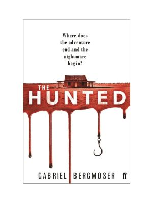The Hunted by Gabriel Bergmoser book cover