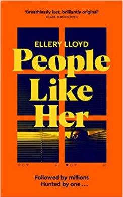 Cover of People Like Her by Ellery Lloyd