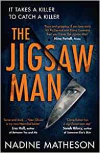 Book cover of The Jigsaw Man by Nadine Matheson