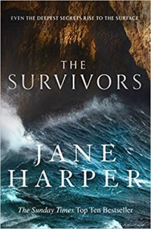 Book cover of The Survivors by Jane Harper