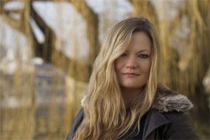 Author Catriona Ward