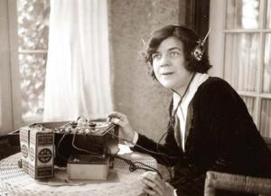 Old Time Radio_Headphones