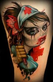 Kelly Doty – A Tattoo Artist I Adore