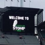 MCG Stadium Stomp