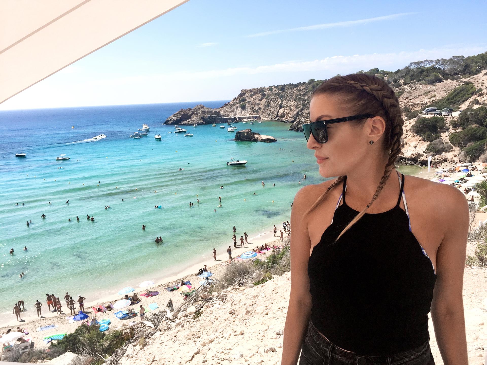 Cotton Beach Club Ibiza, Cala Tarida