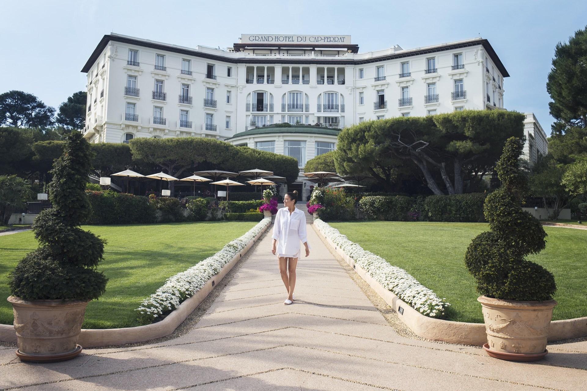 Grand-Hotel du Cap-Ferrat a Four Seasons Hotel