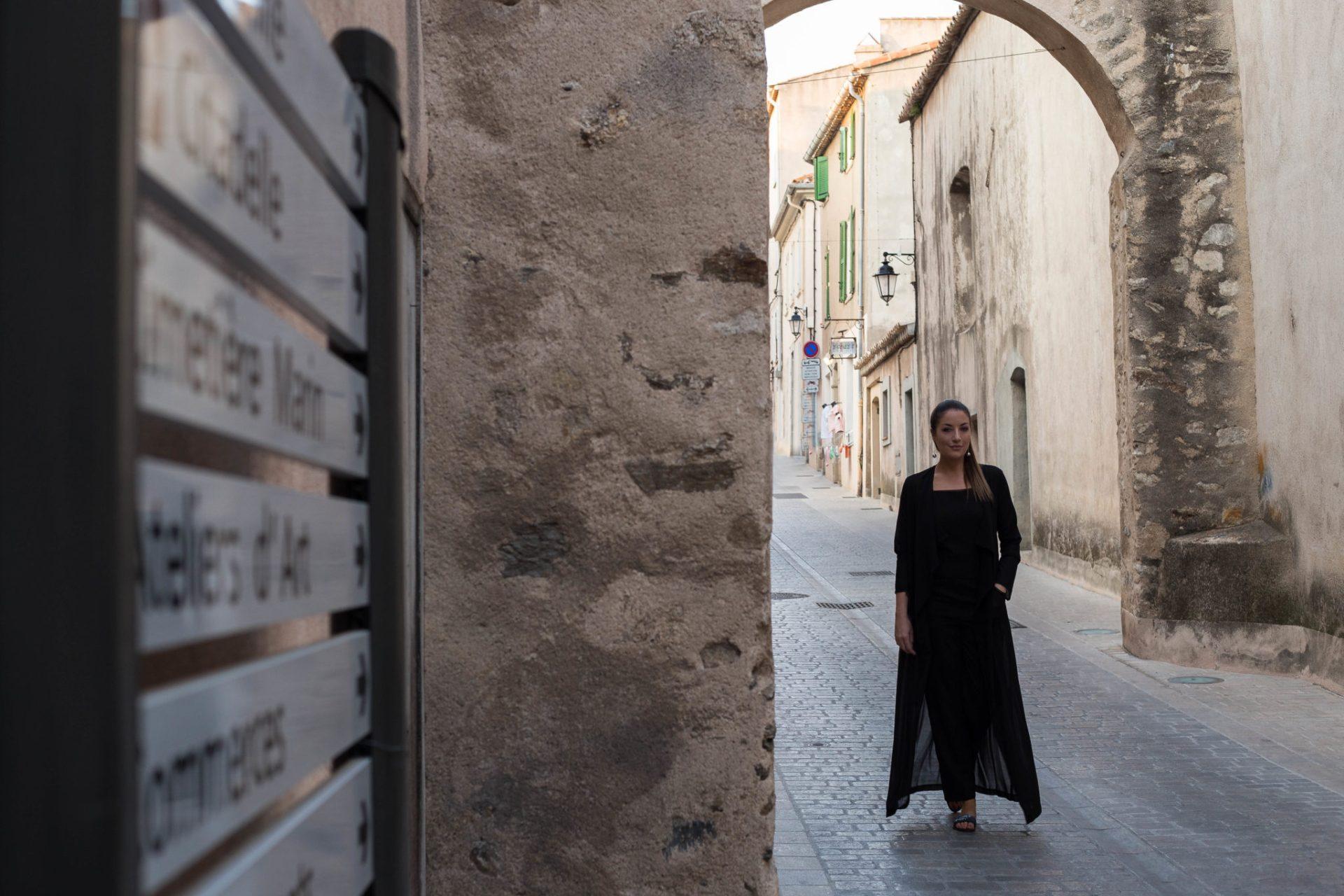 St Tropez street style