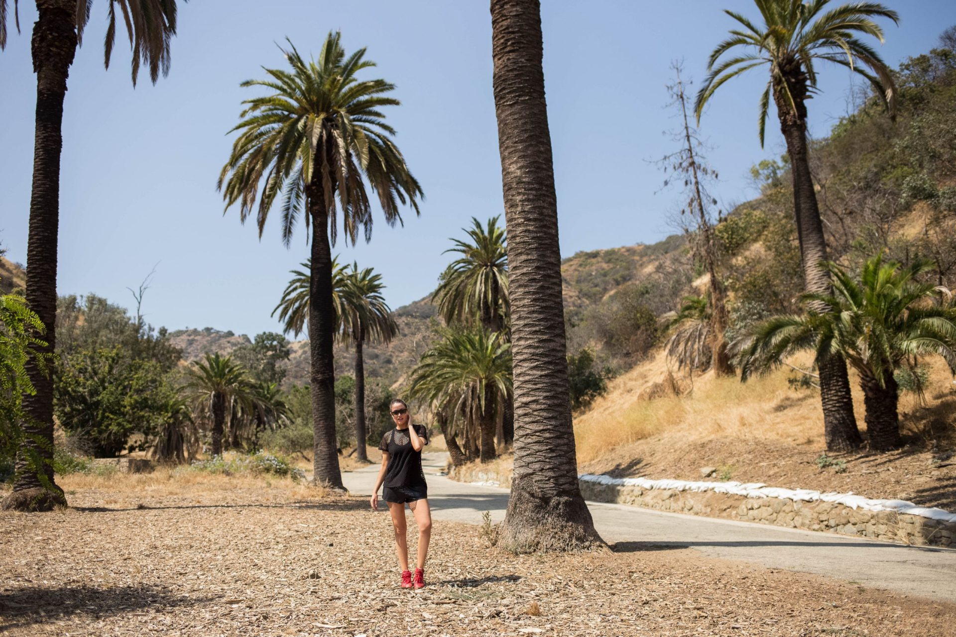 Runyon Canyon Fitness Hike