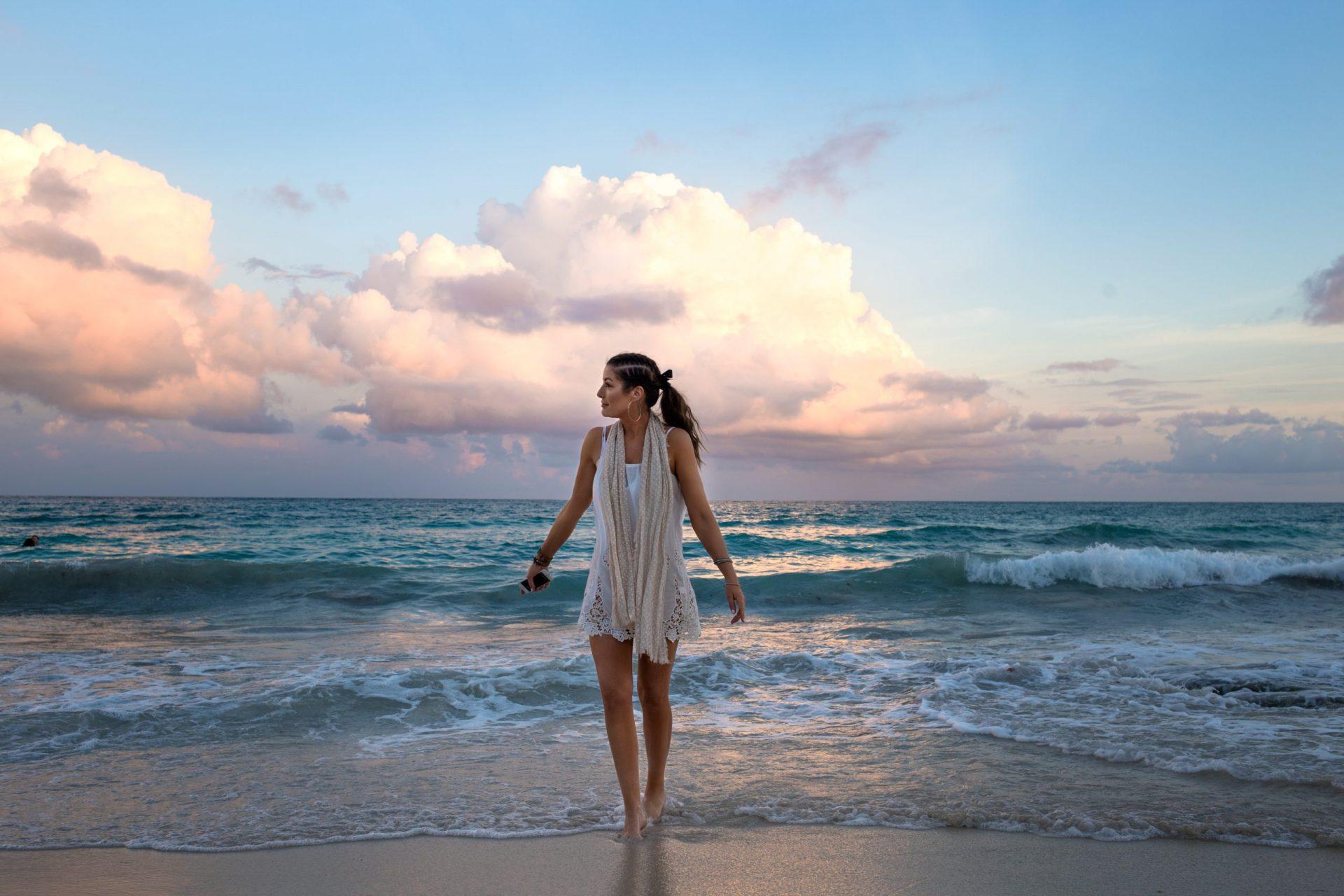 Tulum Beach Sunsets, Travel & Lifetsyle Blog