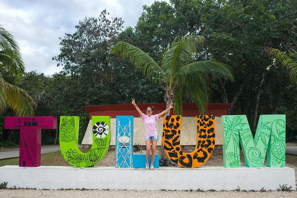 Tourist attractions Tulum