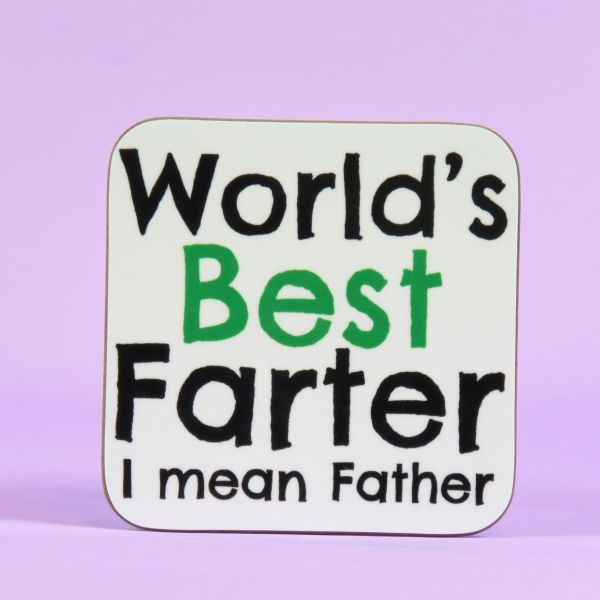 Worlds best farter mean father Fathers Day Gift Dad ...