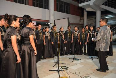 Cultural Night Presentation of selected CEU students
