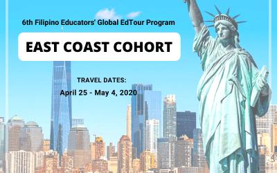 TTG Global EdTour 2020 – East Coast Cohort