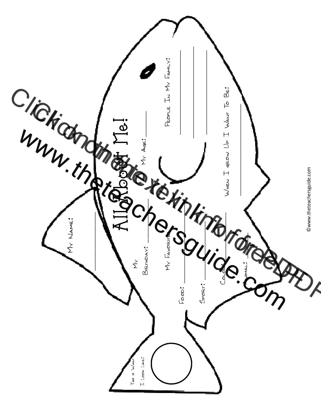 Worksheet Vertebrates Fish