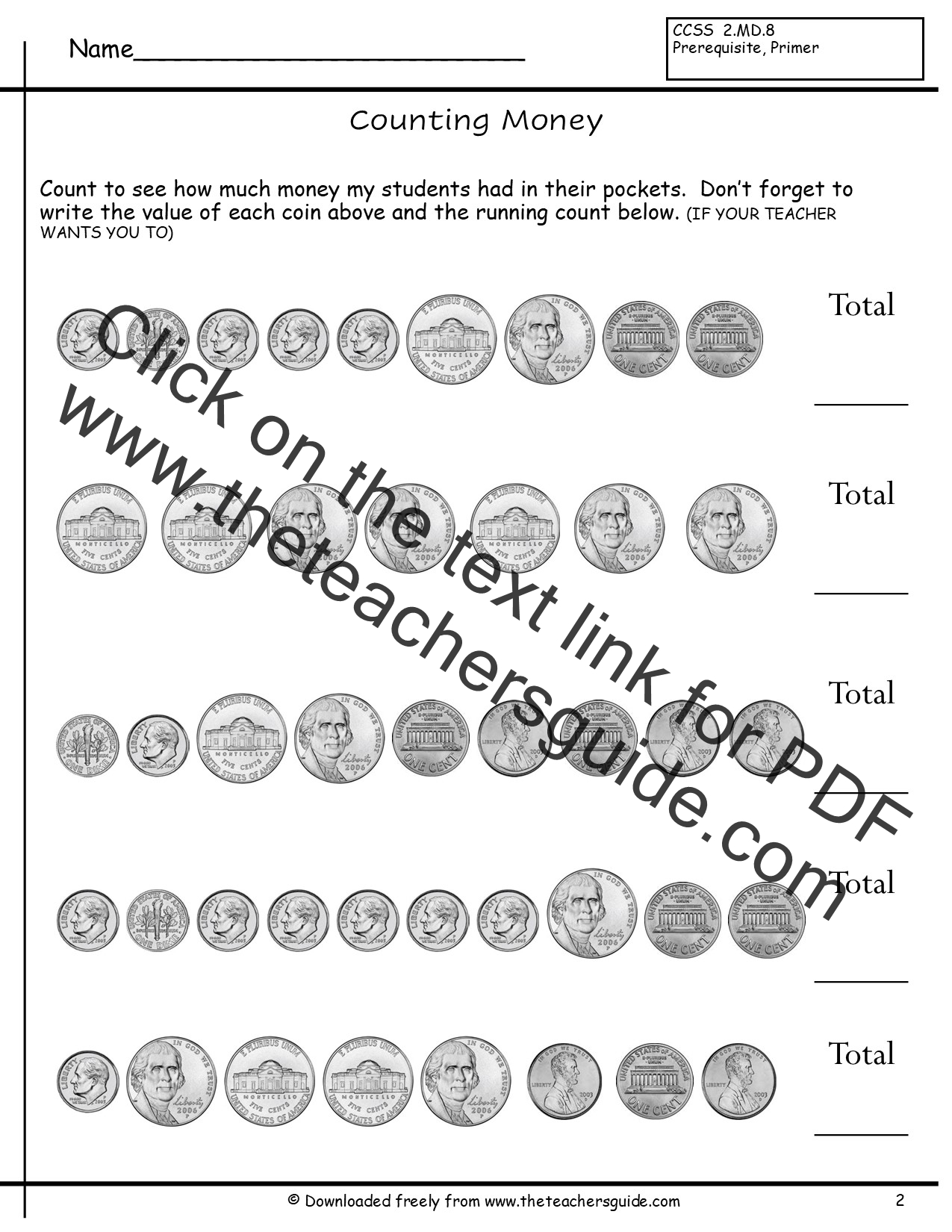 Mbt Coin Values Worksheets