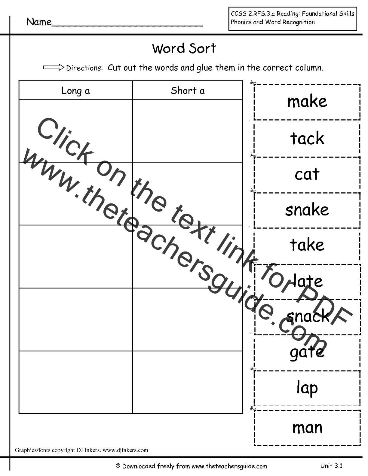 Worksheet First Grade Spelling Worksheets Worksheet Fun