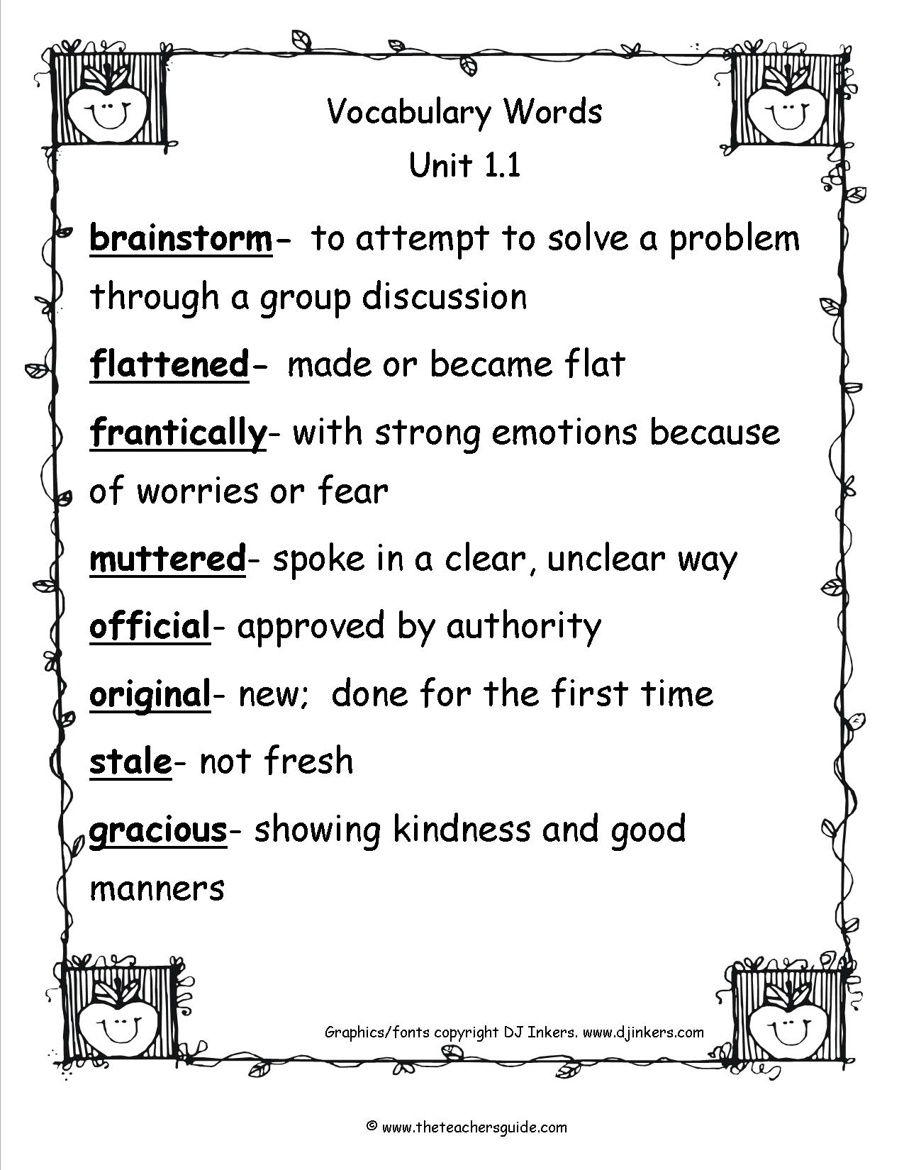Math Free Worksheets For Fourth Grade Mcgraw Hill Wonders