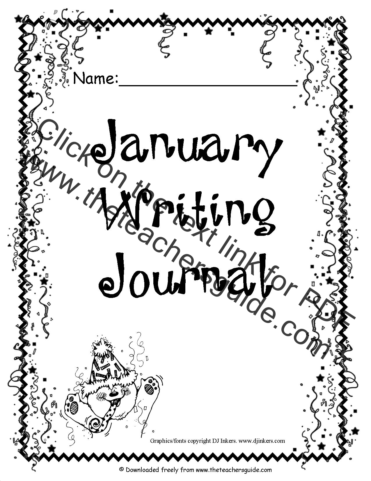 January Lesson Plans Printouts Crafts Themes And Holidays