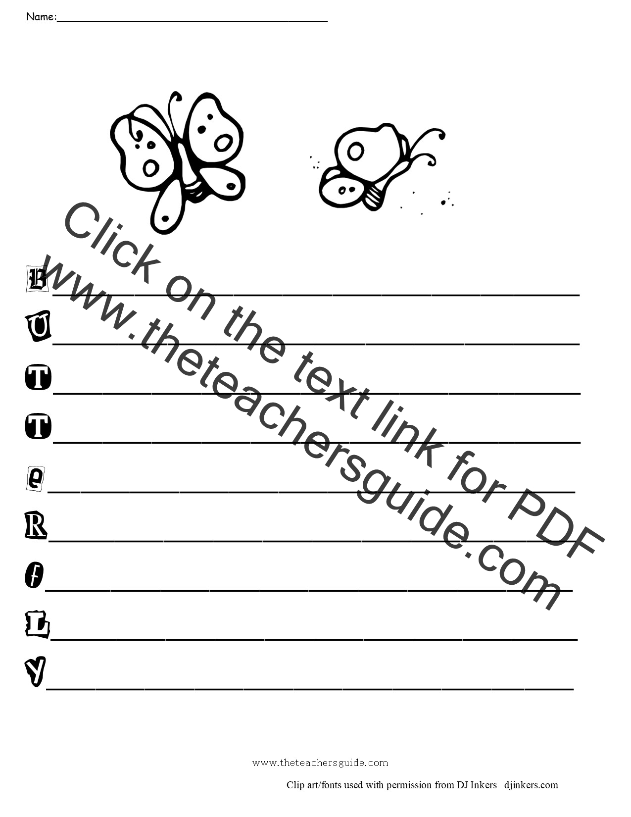 Printable Tabe Worksheet Language Arts