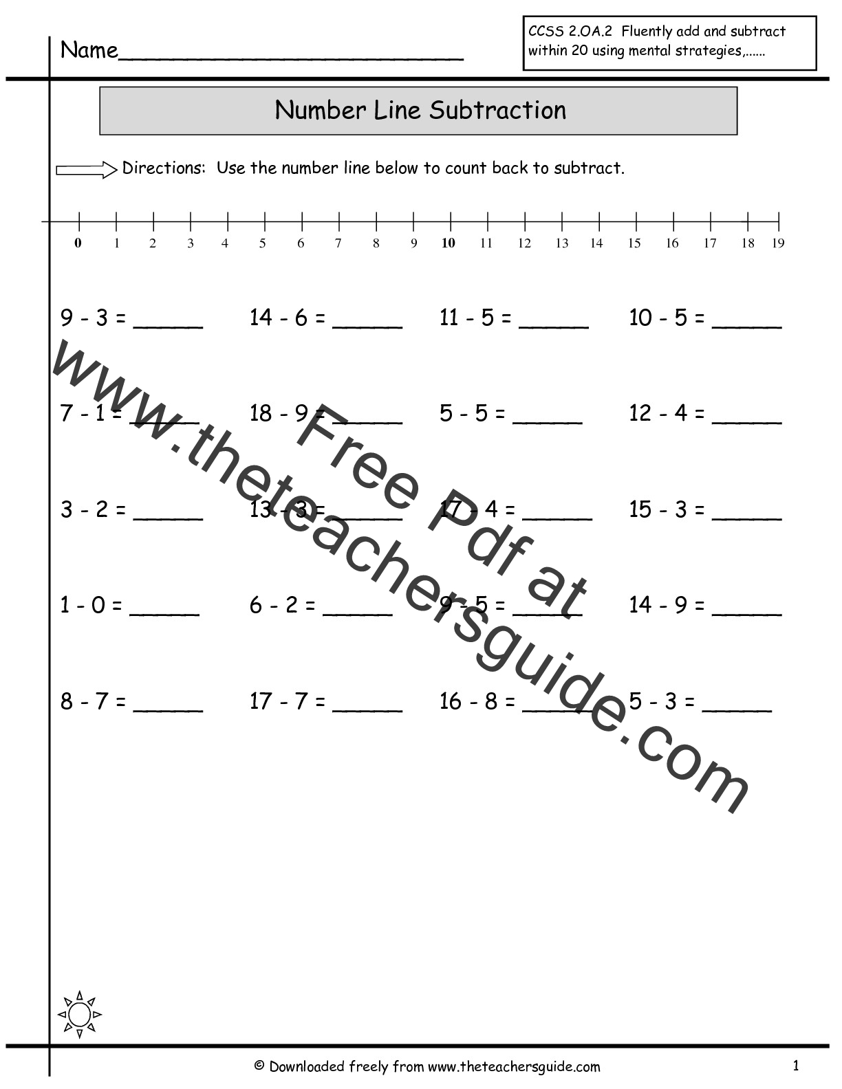 Heart Addition Worksheet