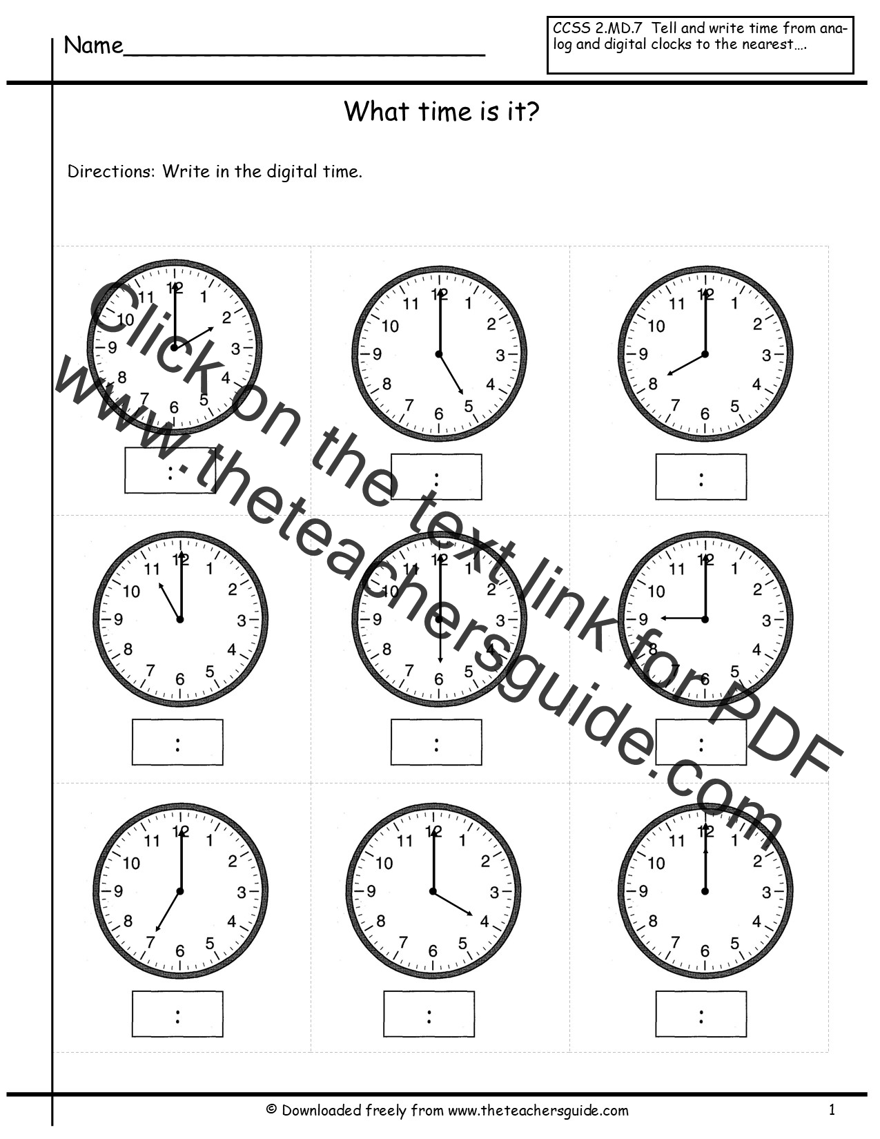Time Worksheet New 333 Telling Time Worksheet In English