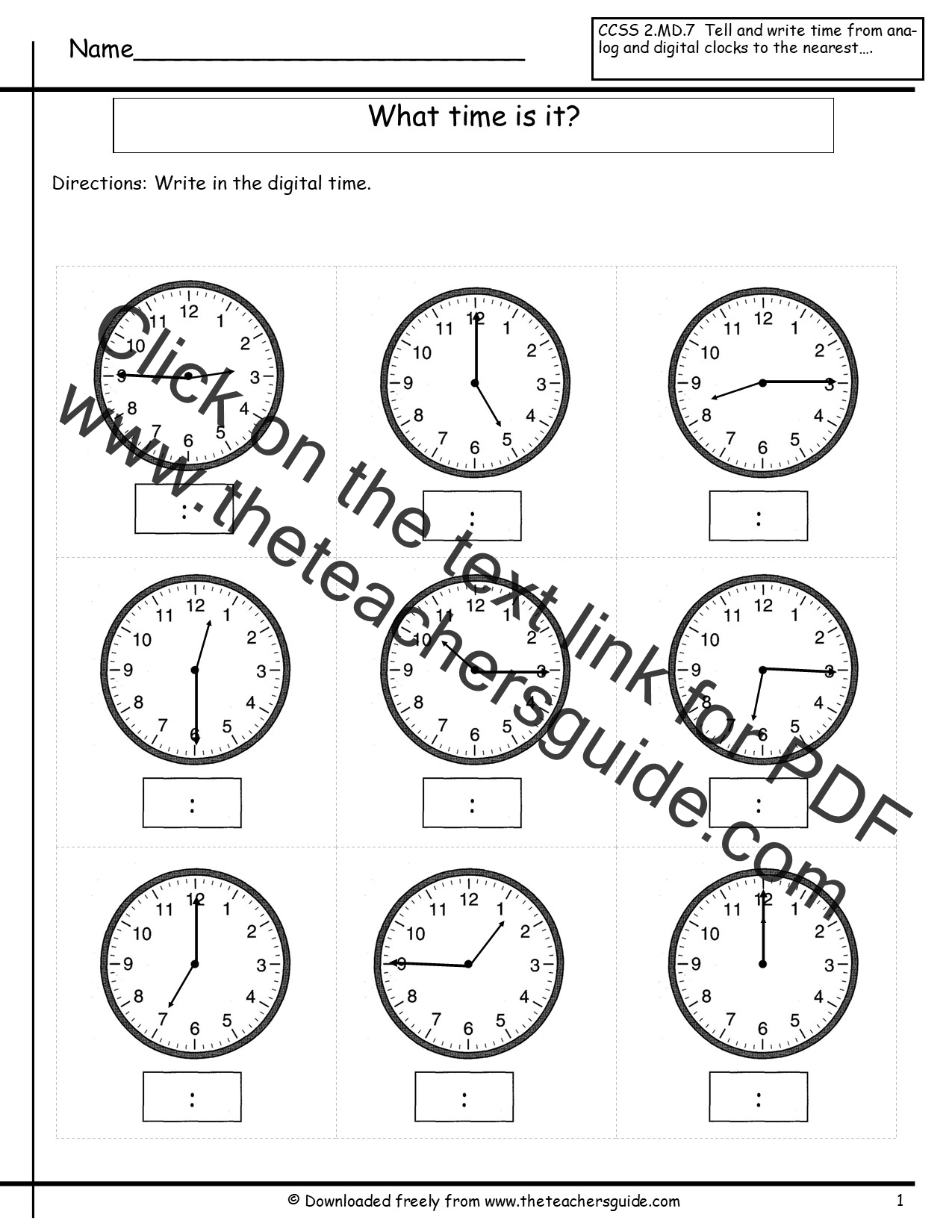 Time Worksheet Ks1 Quarter Past