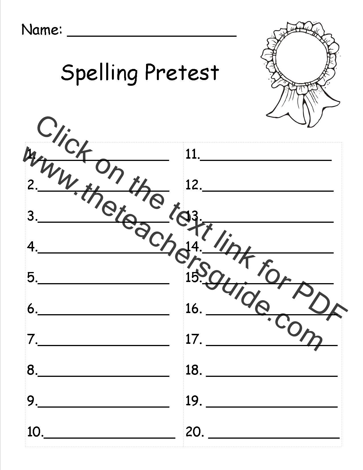 Wonders Third Grade Unit Four Week Five Printouts