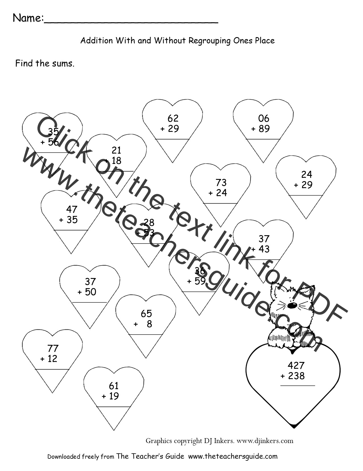 3 Digit Subtraction With Regrouping Fun Worksheets