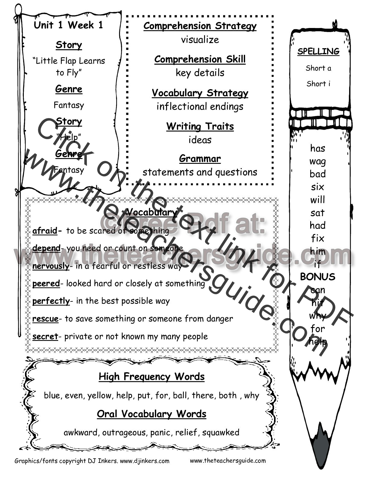 Worksheets 2nd Grade Reading Printable Worksheets