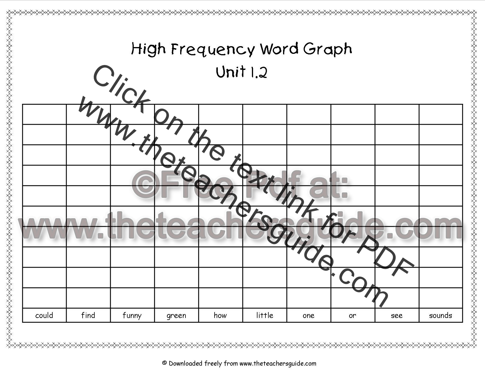Wonders Second Grade Unit One Week Two Printouts