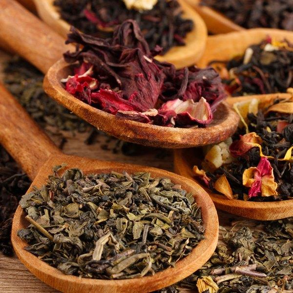 tea house trade