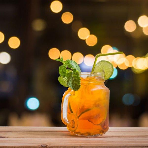 The Best Tea Cocktails
