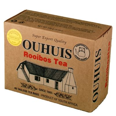 OuHuis lemongrass and Rooibos 40bags