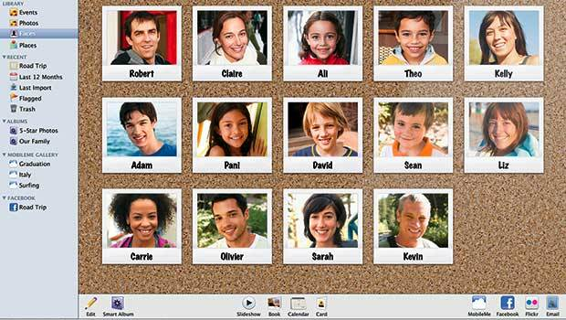 iPhoto for Windows