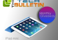 iPad Mini with retina display giveaway