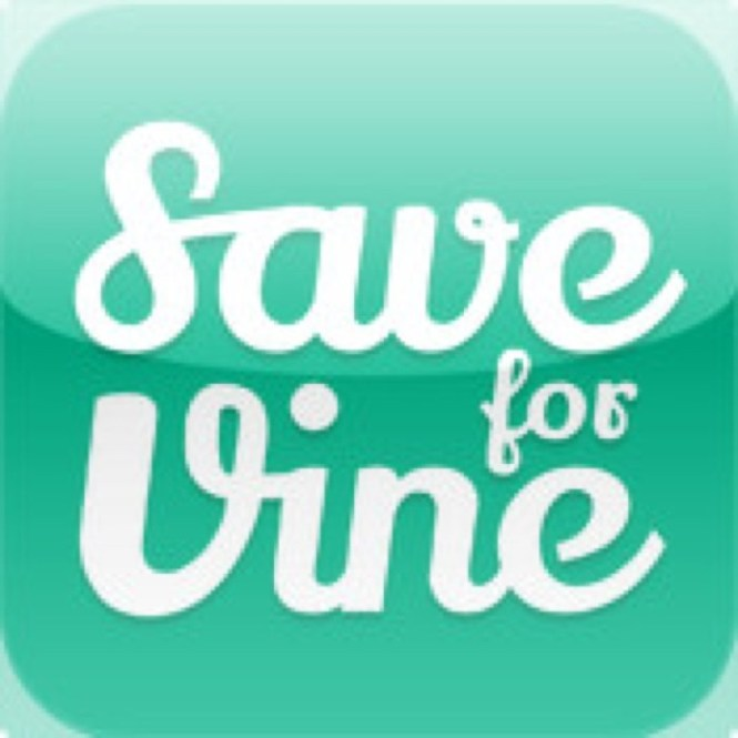 Save for vine
