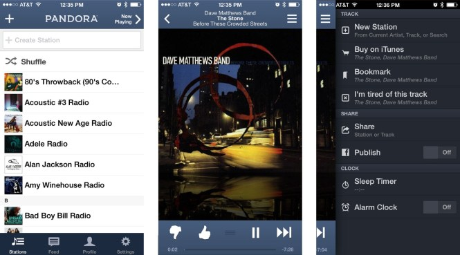 pandora-for-iPhone