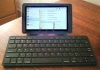 Bluetooth Keyboard with an Android Device