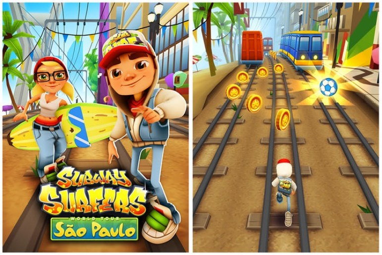 subway surfers download apk unlimited