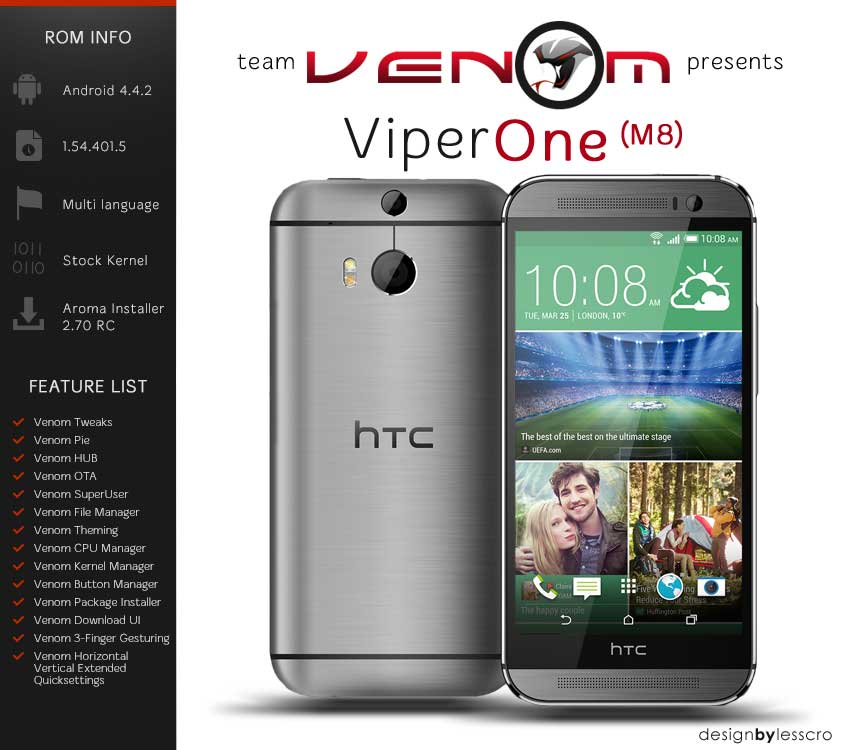 htc one m8 rom download