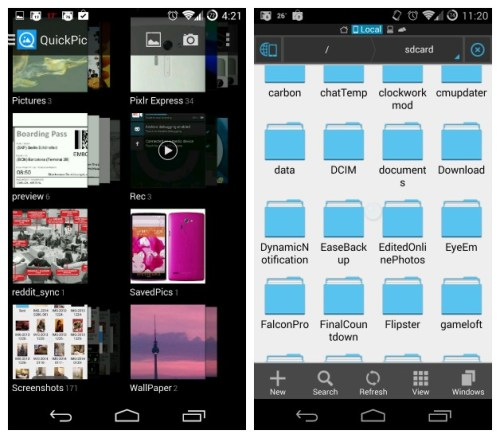 How to Hide Albums in Android Gallery App