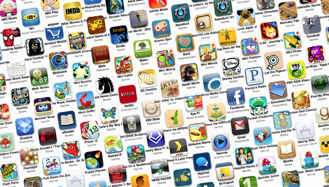 New and updated iOS apps