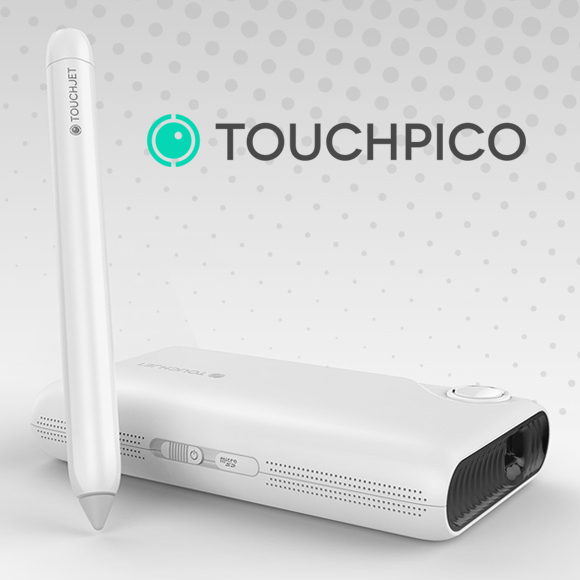 TouchPico-Projector