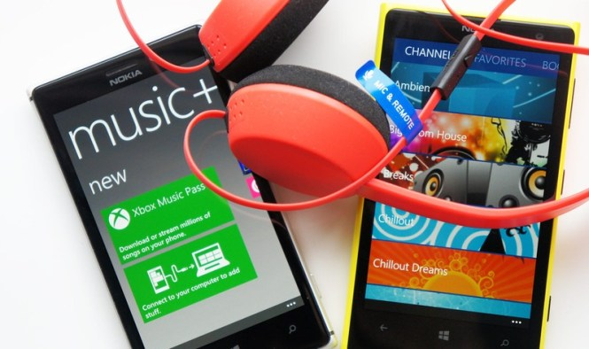 WindowsPhone-App-Music