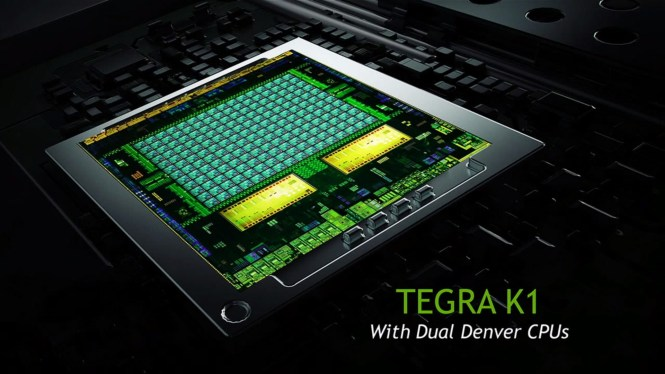 Nvidia looks to release Tegra K1 powered Gaming Tablet Soon