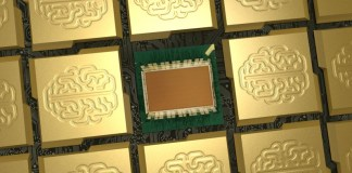 Brain like chip IBM