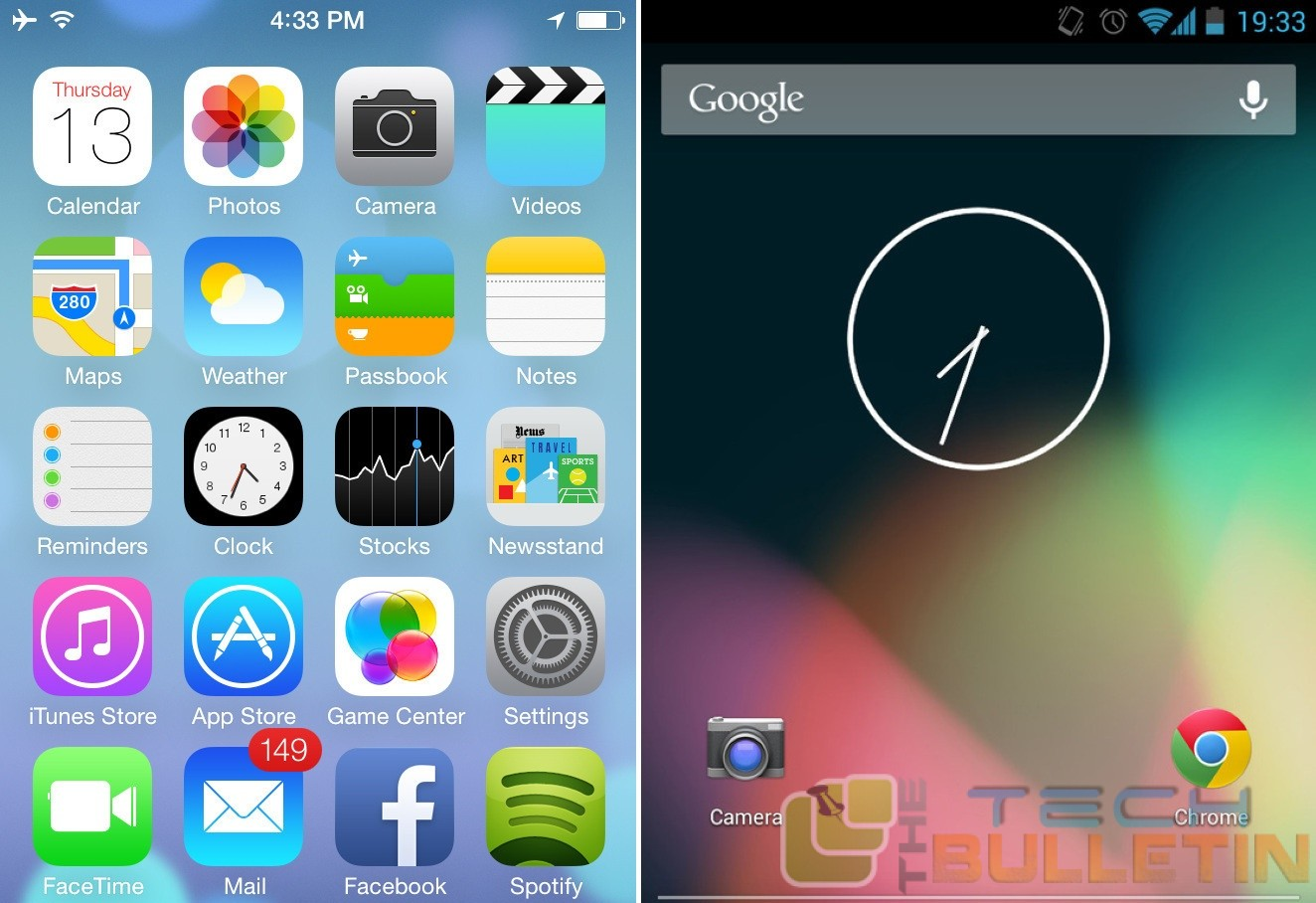 Ios 7 Launcher Apk